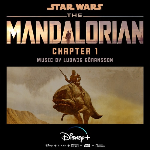 Ludwig Göransson   The Mandalorian Chapter 1 (Original Score) (2019)