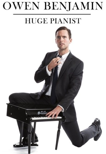 Owen Benjamin Huge Pianist 2018 1080p AMZN WEBRip DD2 0 x264-QOQ