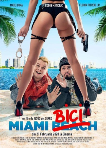 Miami Bici (2020) HDCAMRip BLURRED ADS 720P