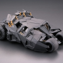 Batman : Batmobile Tumbler in Gotham City figure - Legacy of Revoltech (Revoltech) Cm6D0lWm_t