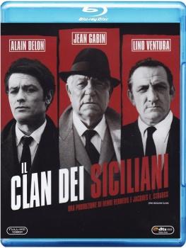 Il clan dei siciliani (1969) Full Blu-Ray 44Gb AVC ITA GER DD 1.0 FRA DTS-HD MA 1.0
