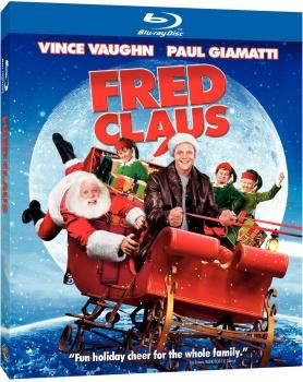 Fred Claus - Un fratello sotto l'albero (2007) Full Blu-Ray 22Gb VC-1 ITA ENG DD 5.1 MULTI