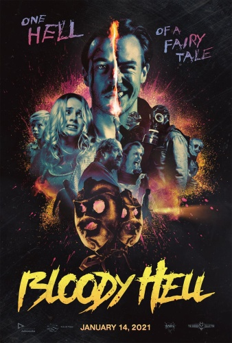 Bloody Hell 2020 HDRip XviD AC3-EVO