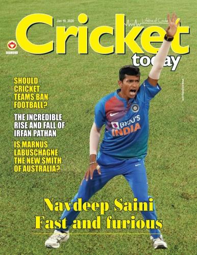 Cricket Today - January 10 (2020)