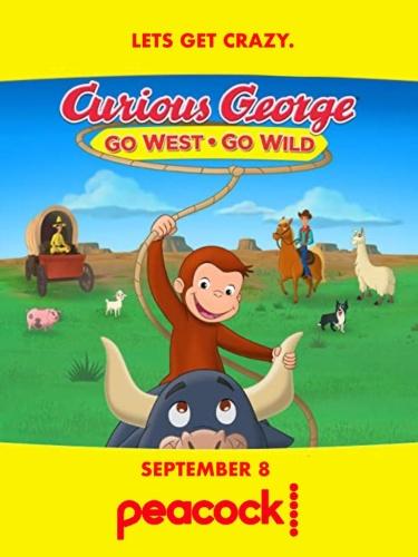 Curious George Go West Go Wild 2020 1080p WEB-DL H264 DD5 1-EVO