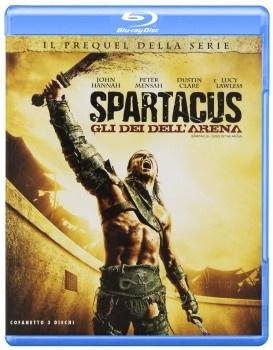 Spartacus - Gli dei dell'arena - Stagione 1 (2011) [3-Blu-Ray] Full Blu ray 108Gb AVC ITA ENG DTS-HD MA 5.1 MULTI