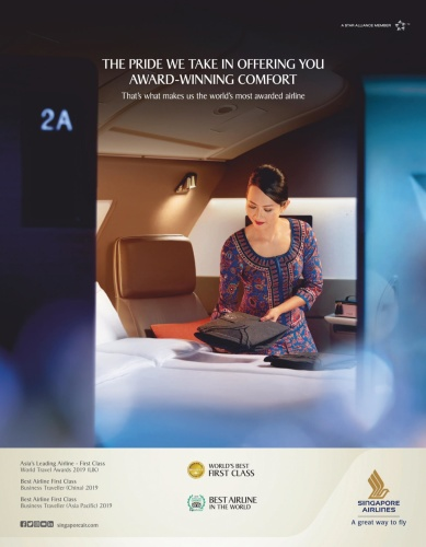 Business Traveller Asia-Pacific Edition - April (2020)