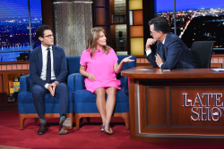 Katy Tur - The Late Show with Stephen Colbert: July 30th 2019