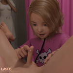 Drax(Lasto) 3D Lolicon Collection Vol. 5