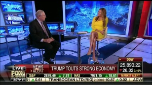 Trish Regan 9-10-18 Caps