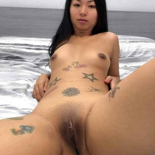 Asian and black xxx