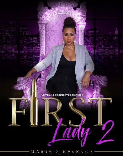 First Lady II Marias Revenge 2019 WEBRip XviD MP3-XVID