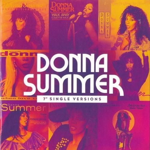 Donna Summer 7'' Single Versions (2020)