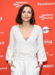 "Maggie Gyllenhaal -             ""Un Traductor"" Premiere Park City Utah January 19th 2018."