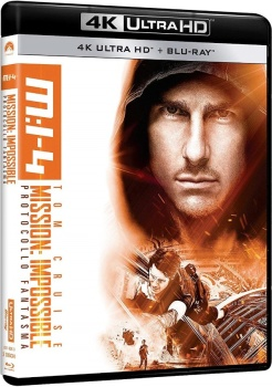 Mission: Impossible - Protocollo fantasma (2011) Full Blu-Ray 4K 2160p UHD HDR 10Bits HEVC ITA DD 5.1 ENG TrueHD 7.1 MULTI