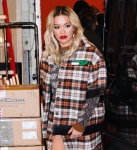 Rita Ora -             ''Kelly and Ryan'' Show New York City February 1st 2018.