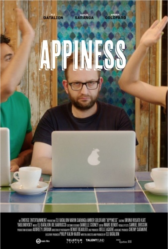 Appiness 2018 HDRip XviD AC3-EVO