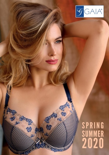 Gaia - Lingerie Spring Summer Collection Catalog (2020)