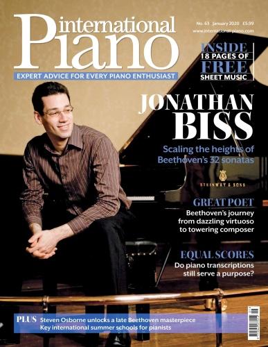 International Piano - January (2020)