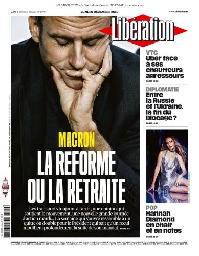 Libération - 09 12 (2019)