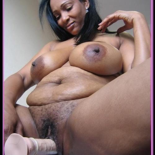 Ebony mama porn
