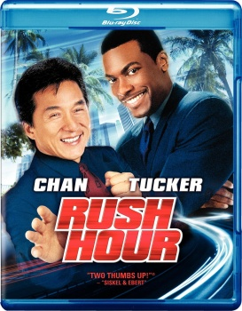 Rush Hour - Due mine vaganti (1998) .mkv HD 720p HEVC x265 AC3 ITA-ENG