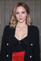 "Katharine McPhee -             ""Waitress"": A New Musical Photocall New York City March 29th 2018."