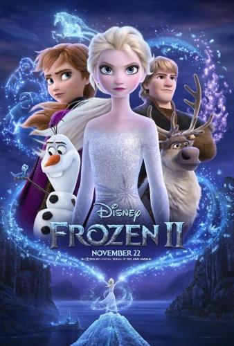 Frozen II 2019 720p BRRip XviD AC3-XVID