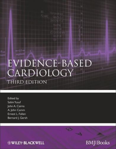 Evidence Based Cardiology Ed 3