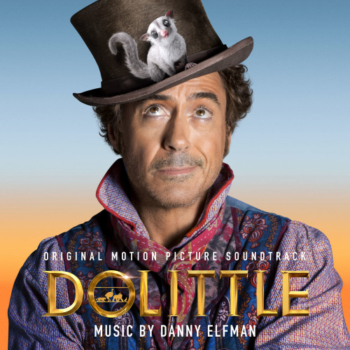 Danny Elfman   Dolittle (Original Motion Picture Soundtrack) (2020) [KBPS]
