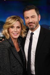Julie Bowen - Jimmy Kimmel Live: December 3rd 2018