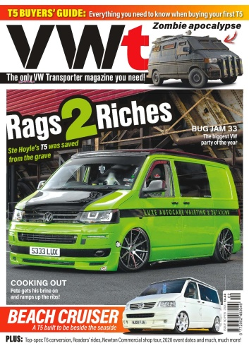 VWt Magazine - Issue 90 - February (2020)