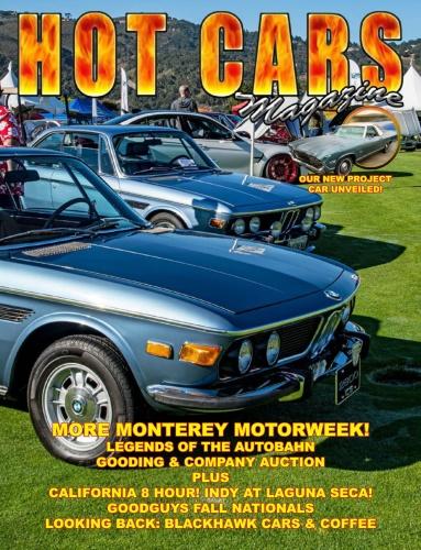 Hot Cars - Winter (2020)