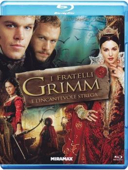 I fratelli Grimm e l'incantevole strega (2005) Full Blu-Ray 37Gb AVC ITA ENG DTS-HD MA 5.1
