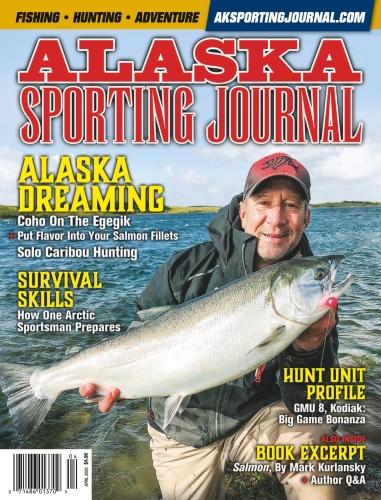 Alaska Sporting Journal - April (2020)