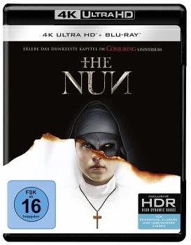 The Nun - La vocazione del male (2018) Full Blu-Ray 4K 2160p UHD HDR 10Bits HEVC ITA DD 5.1 ENG Atmos/TrueHD 7.1 MULTI