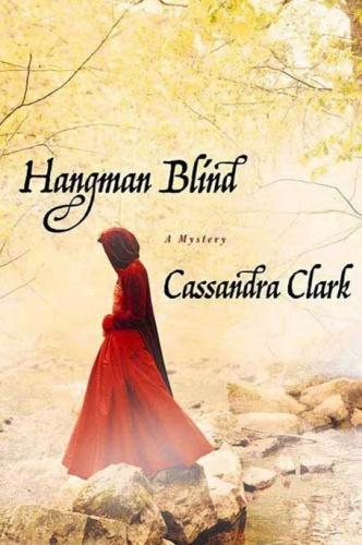 Hangman Blind   Cassandra Clark