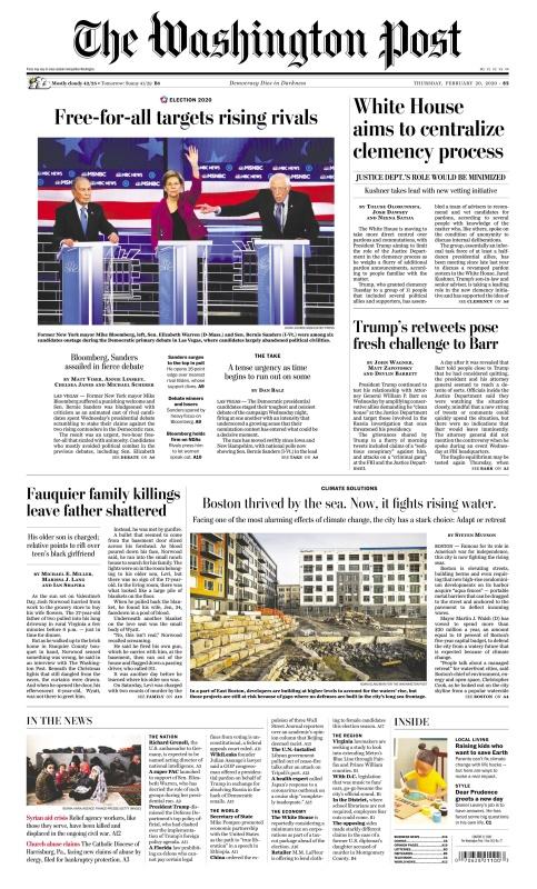 The Washington Post - 20 02 (2020)