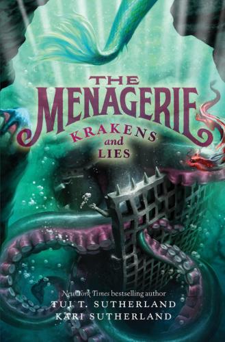 Krakens and Lies by Tui T  Sutherland Kari  Sutherland
