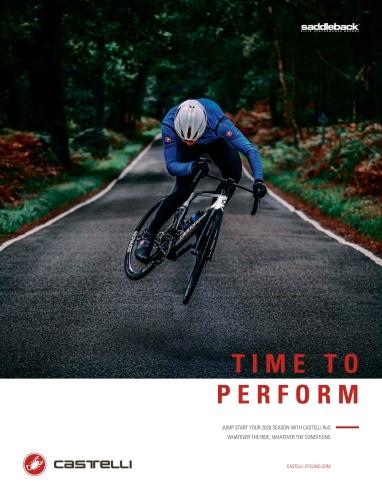 Cyclist UK - April (2020)