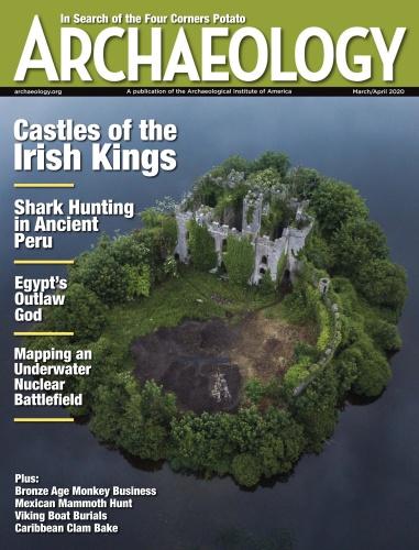 Archaeology - April 2020 USA