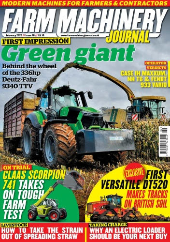 Farm Machinery Journal - February (2020)