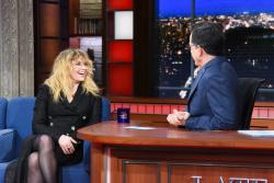 Natasha Lyonne - The Late Show with Stephen Colbert: February 13th 2019