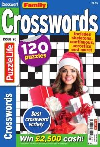 Family Crosswords  November (2019)