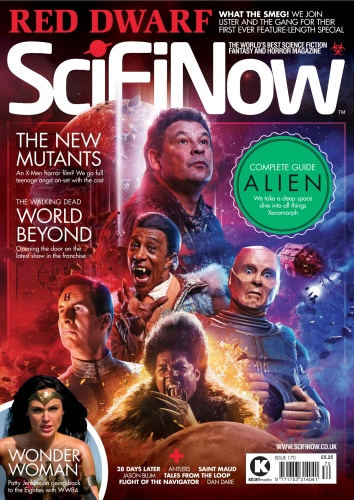 SciFiNow - Issue 170 - April (2020)