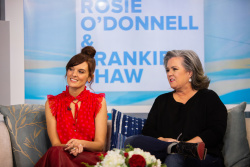 Frankie Shaw & Rosie O'Donnell - TODAY: January 16th 2019