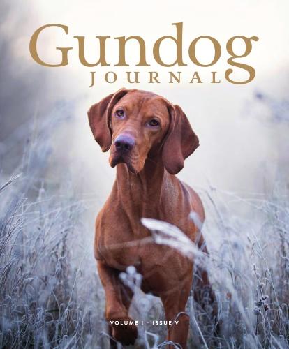 Gundog Journal - January (2020)