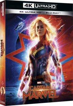 Captain Marvel (2019) Full Blu-Ray 4K 2160p UHD HDR 10Bits HEVC ITA DD Plus 7.1 ENG Atmos/TrueHD 7.1 MULTI