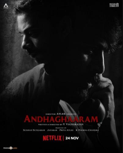 Andhaghaaram (2020) Tamil (Org Vers) 720p HDRip x264 DD5 1 ESub-BWT Exclusive