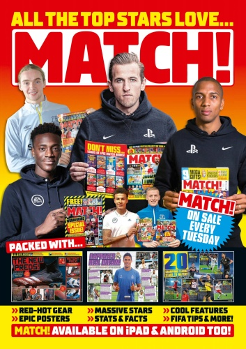 Match ! - March 31 (2020)